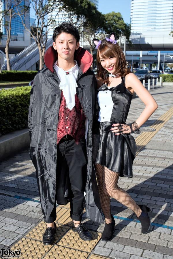 Vamps Halloween Costume Party in Tokyo (67)