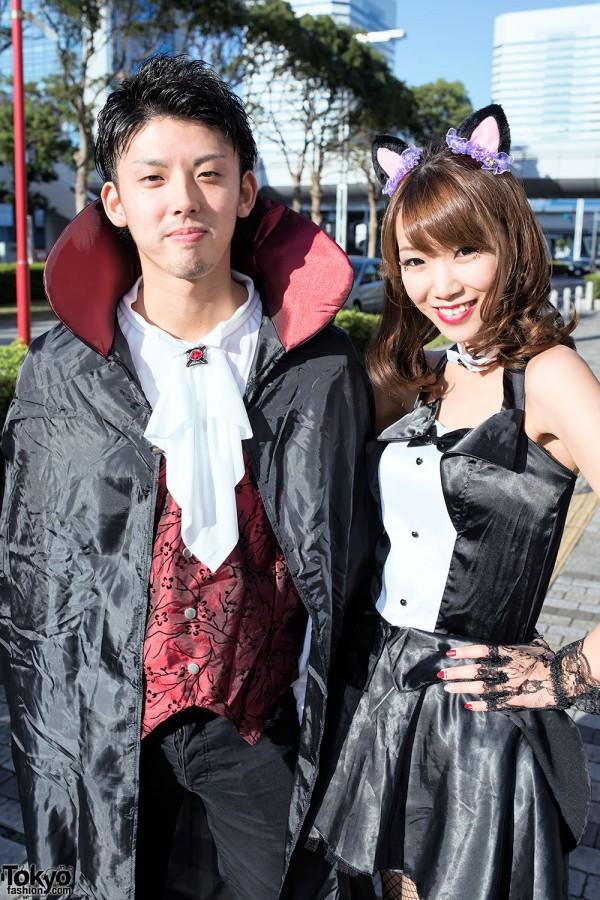 Vamps Halloween Costume Party in Tokyo (68)