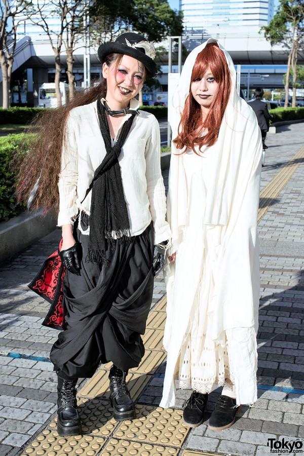 Vamps Halloween Costume Party in Tokyo (69)