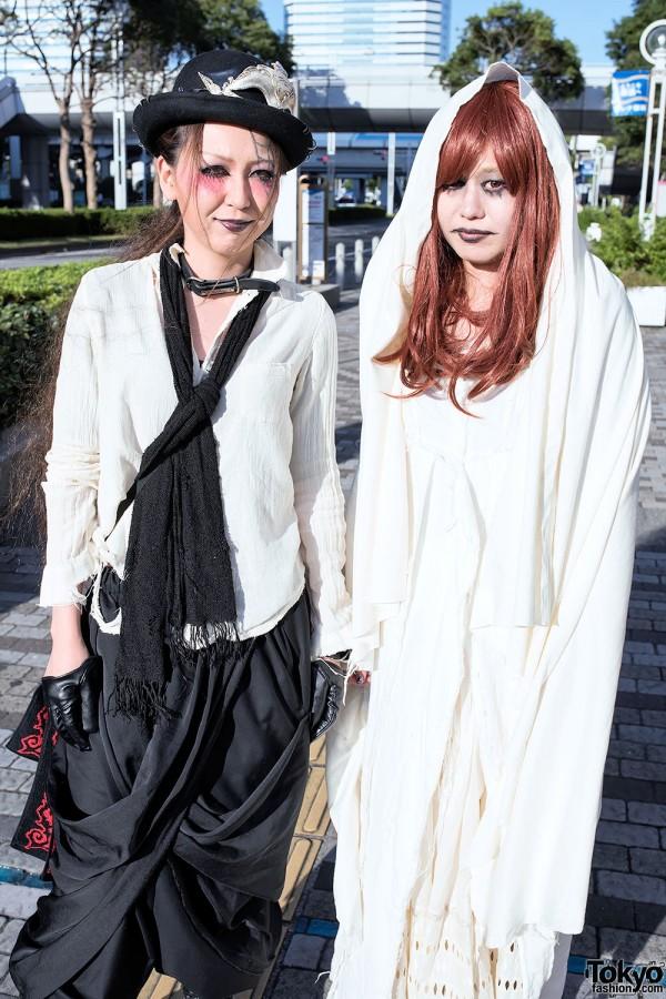 Vamps Halloween Costume Party in Tokyo (70)