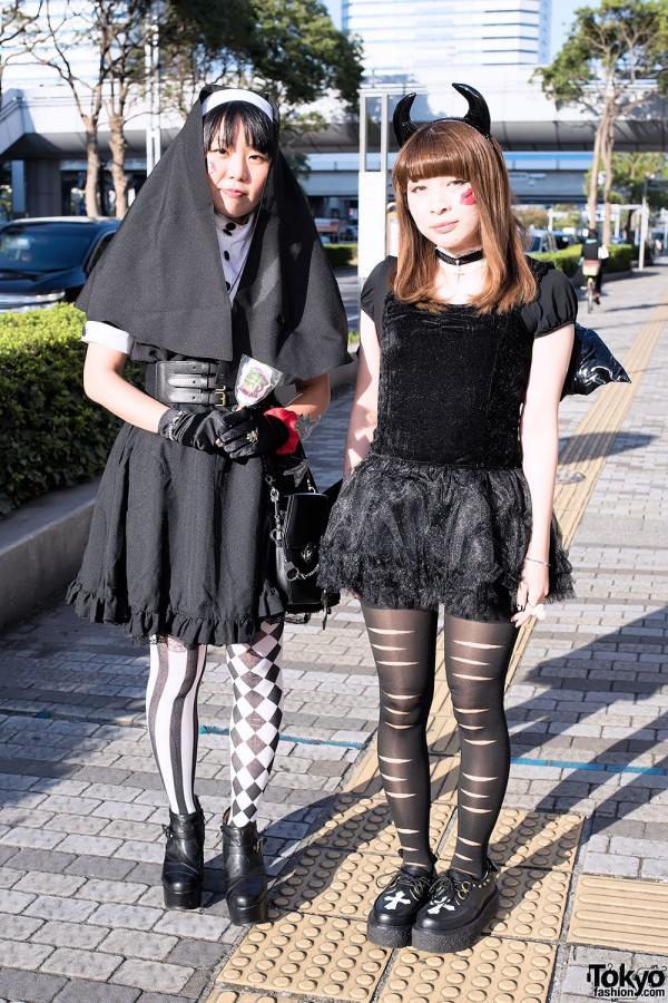 Vamps Halloween Costume Party in Tokyo (71)