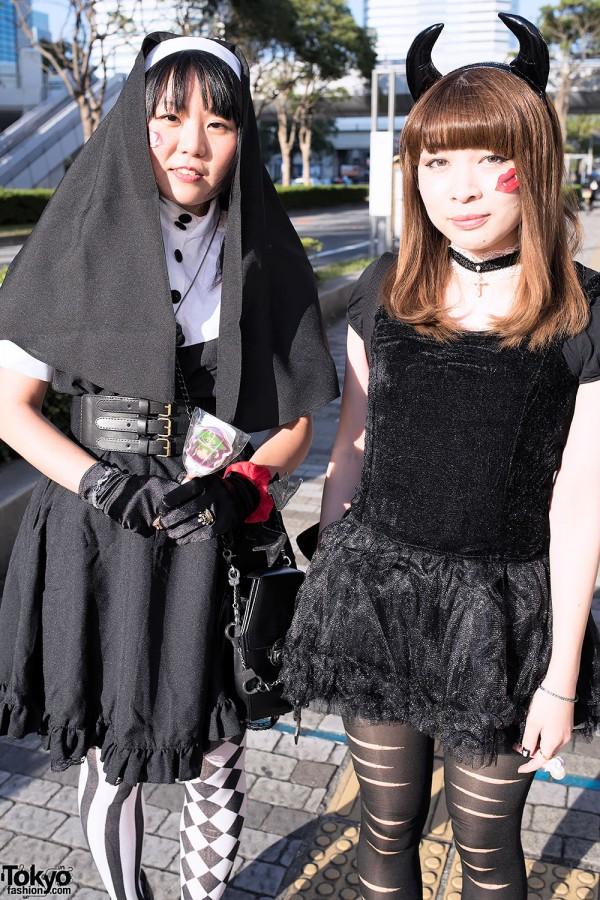 Vamps Halloween Costume Party in Tokyo (72)