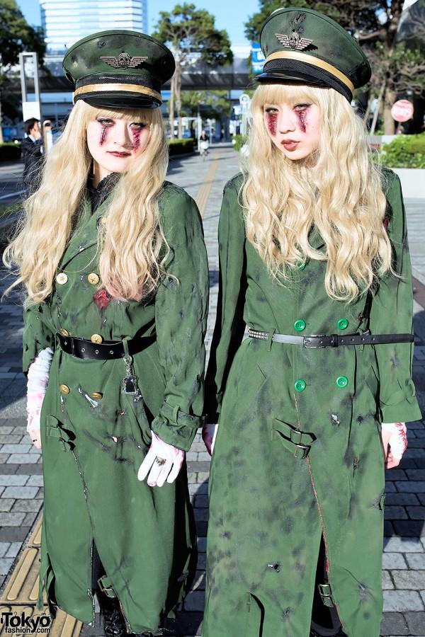 Vamps Halloween Costume Party in Tokyo (76)