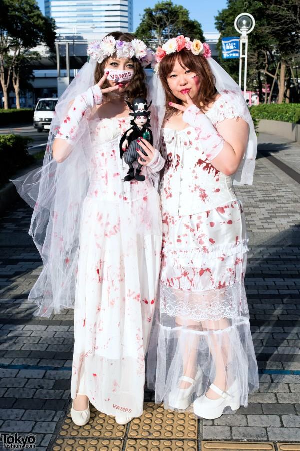 Vamps Halloween Costume Party in Tokyo (81)