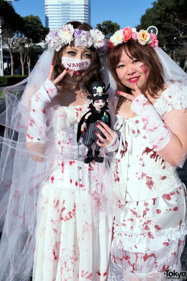 Vamps Halloween Costume Party in Tokyo (82)