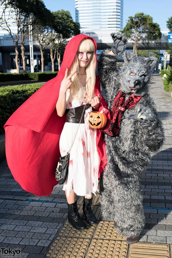 Vamps Halloween Costume Party in Tokyo (83)