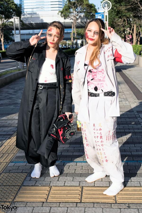 Vamps Halloween Costume Party in Tokyo (85)