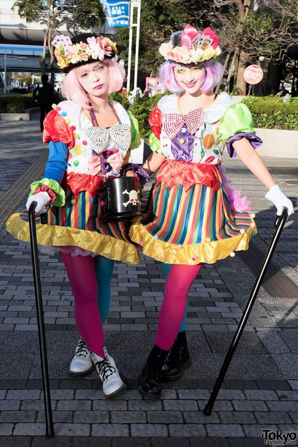 Vamps Halloween Costume Party in Tokyo (89)