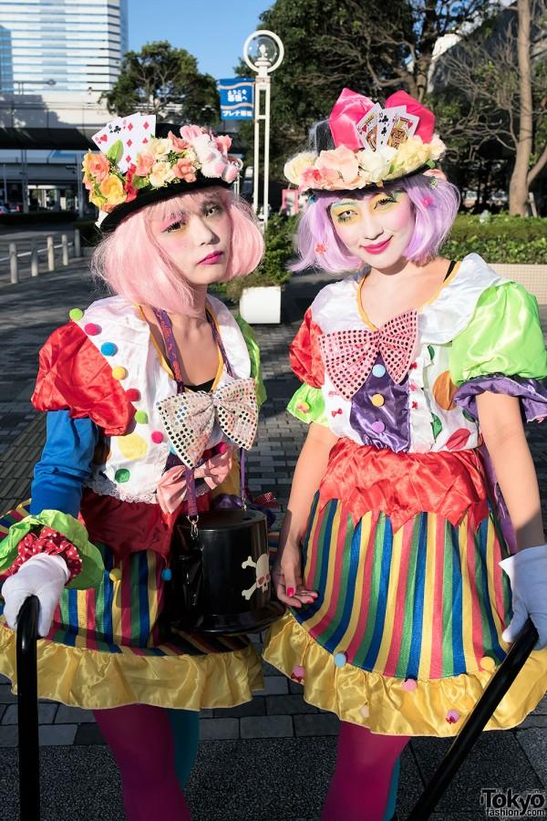 Vamps Halloween Costume Party in Tokyo (90)