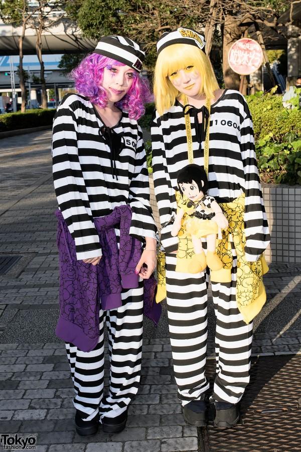 Vamps Halloween Costume Party in Tokyo (93)