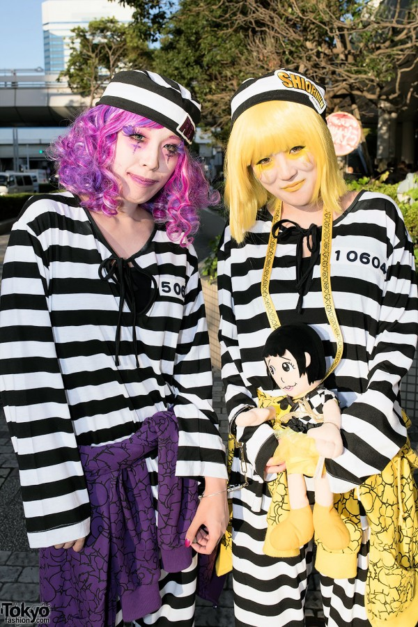 Vamps Halloween Costume Party in Tokyo (94)
