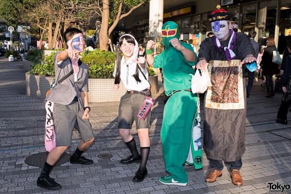 Vamps Halloween Costume Party in Tokyo (95)