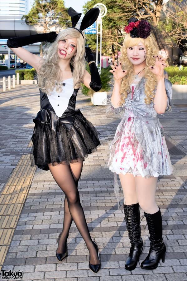 Vamps Halloween Costume Party in Tokyo (96)
