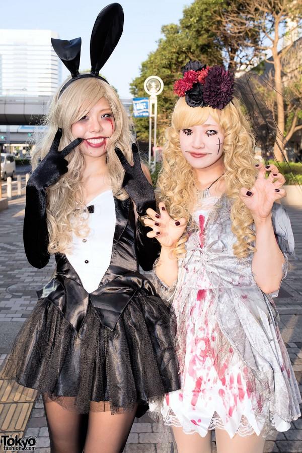 Vamps Halloween Costume Party in Tokyo (97)