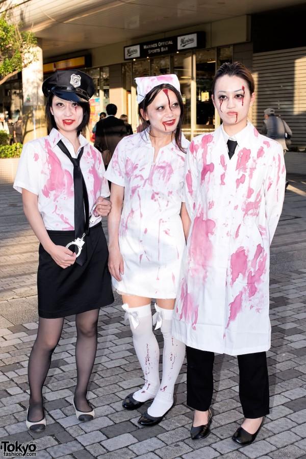 Vamps Halloween Costume Party in Tokyo (98)