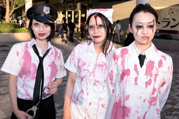 Vamps Halloween Costume Party in Tokyo (99)