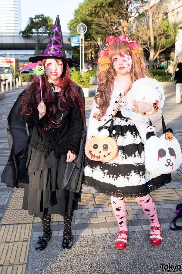 Vamps Halloween Costume Party in Tokyo (106)