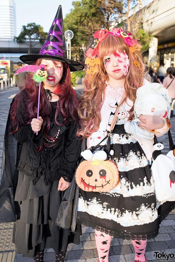 Vamps Halloween Costume Party in Tokyo (107)