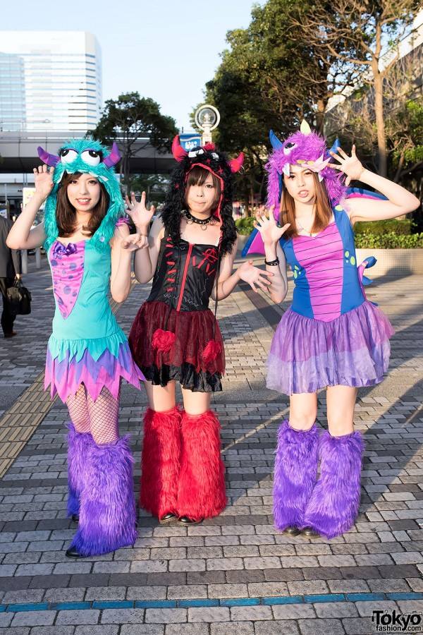 Vamps Halloween Costume Party in Tokyo (110)