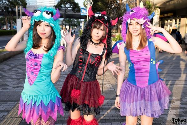 Vamps Halloween Costume Party in Tokyo (111)