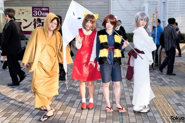 Vamps Halloween Costume Party in Tokyo (112)