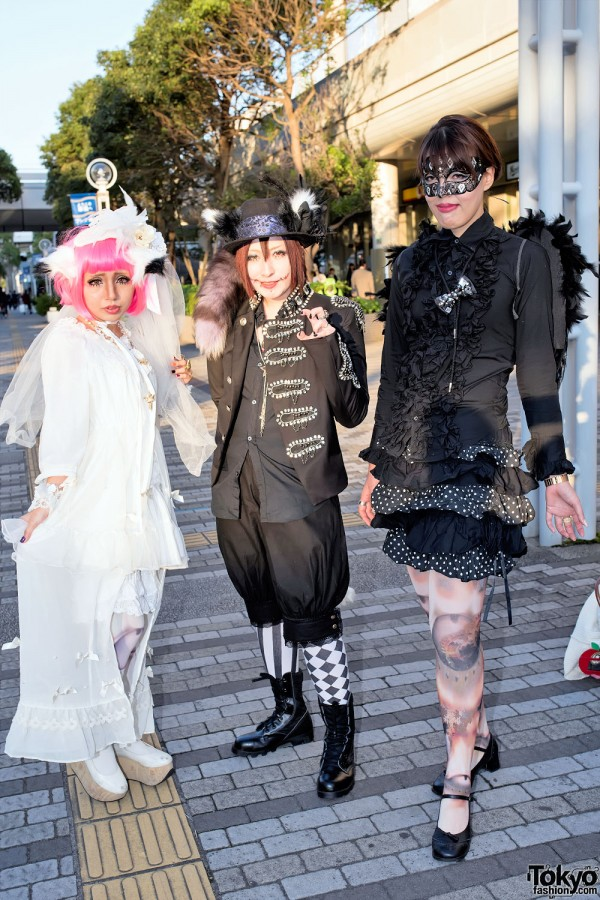 Vamps Halloween Costume Party in Tokyo (113)