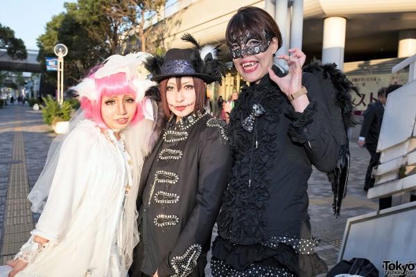 Vamps Halloween Costume Party in Tokyo (114)