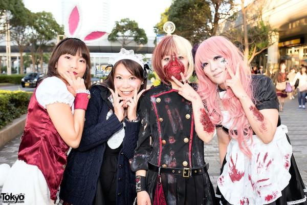 Vamps Halloween Costume Party in Tokyo (118)