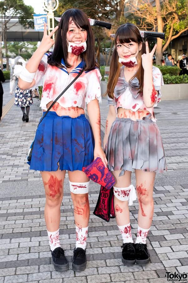 Vamps Halloween Costume Party in Tokyo (123)