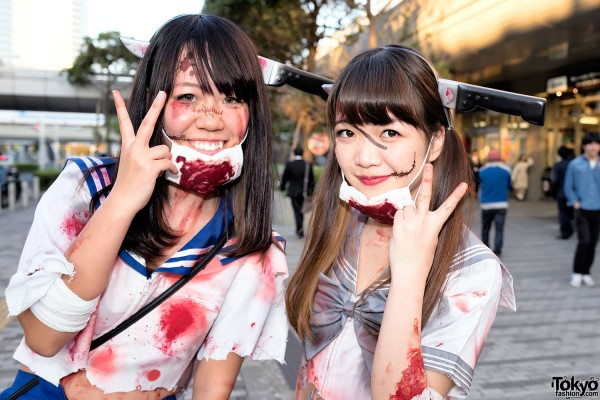 Vamps Halloween Costume Party in Tokyo (124)