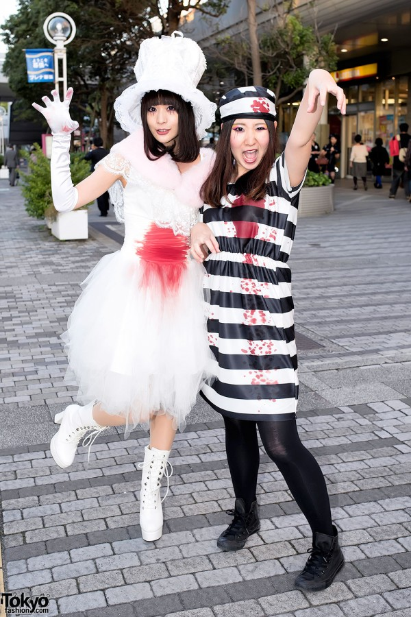 Vamps Halloween Costume Party in Tokyo (127)