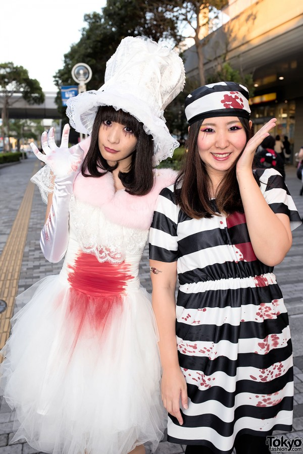 Vamps Halloween Costume Party in Tokyo (128)
