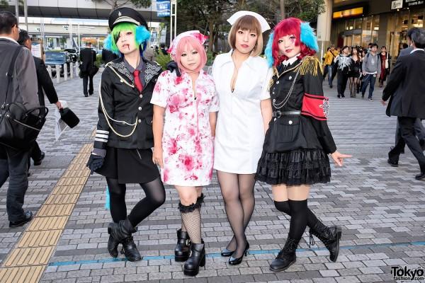 Vamps Halloween Costume Party in Tokyo (129)