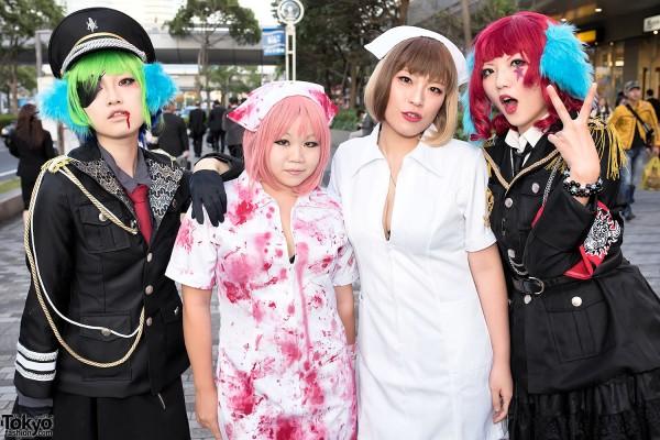 Vamps Halloween Costume Party in Tokyo (130)