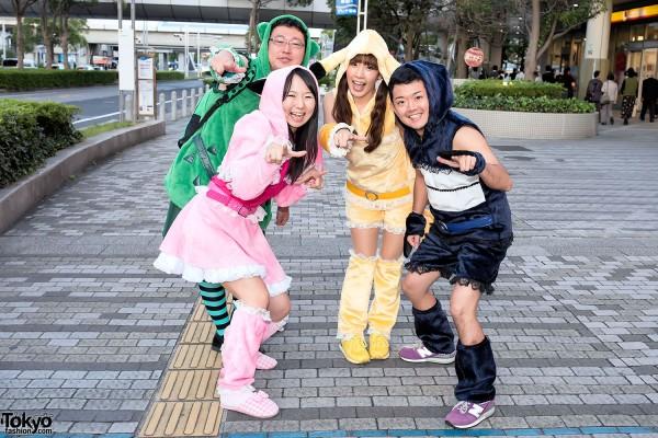 Vamps Halloween Costume Party in Tokyo (131)