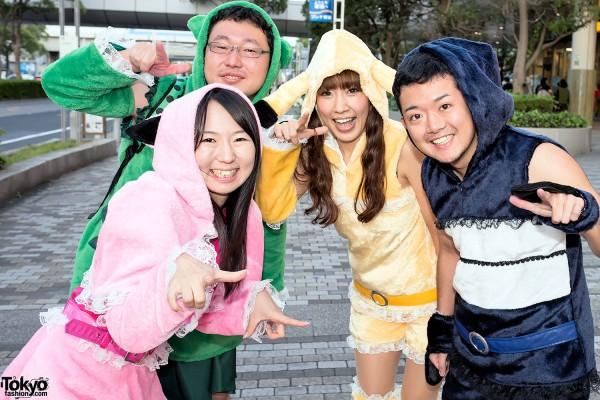 Vamps Halloween Costume Party in Tokyo (132)