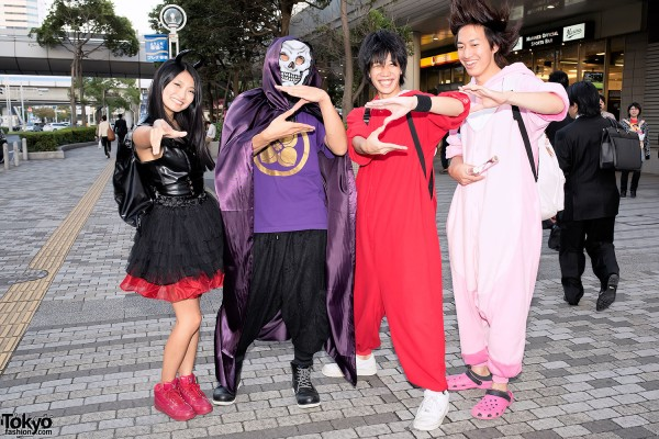 Vamps Halloween Costume Party in Tokyo (136)