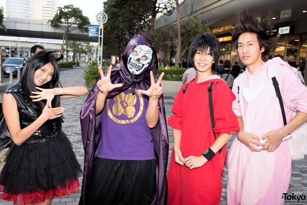 Vamps Halloween Costume Party in Tokyo (137)