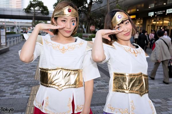 Vamps Halloween Costume Party in Tokyo (139)