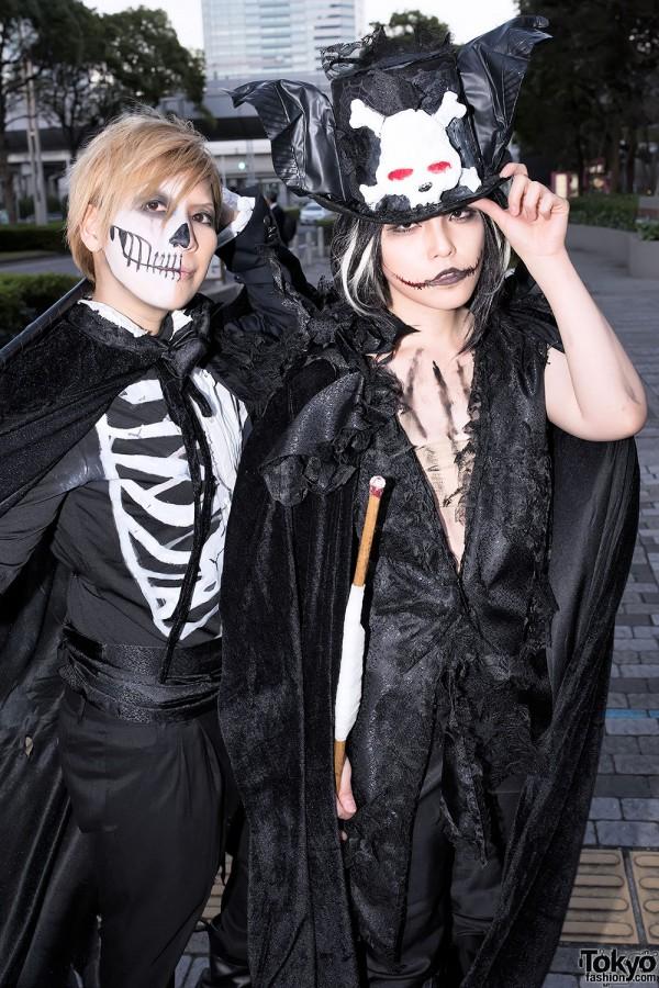 Vamps Halloween Costume Party in Tokyo (143)