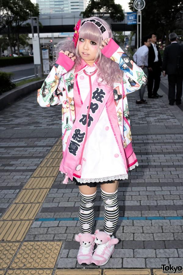 Vamps Halloween Costume Party in Tokyo (144)