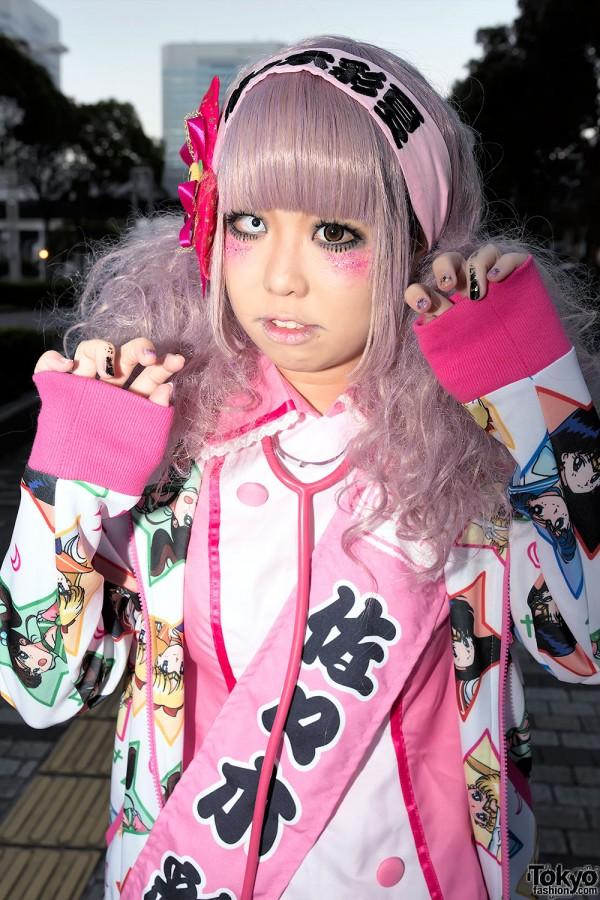 Vamps Halloween Costume Party in Tokyo (145)