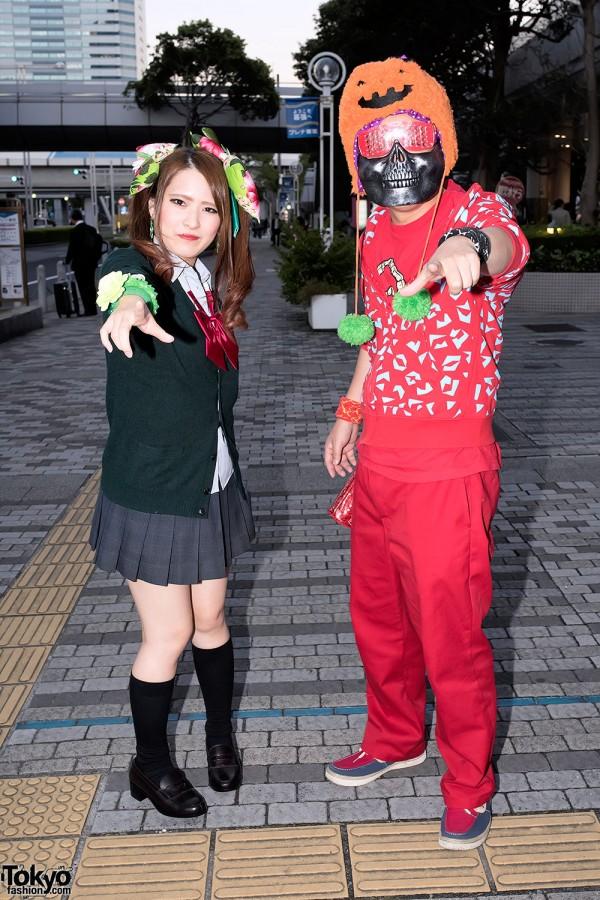 Vamps Halloween Costume Party in Tokyo (146)