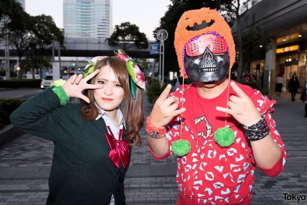 Vamps Halloween Costume Party in Tokyo (147)