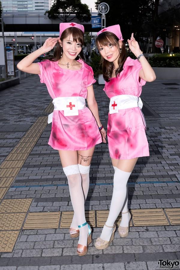 Vamps Halloween Costume Party in Tokyo (148)