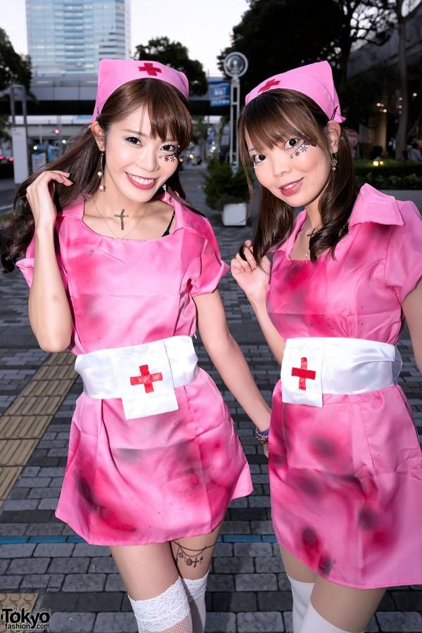 Vamps Halloween Costume Party in Tokyo (149)