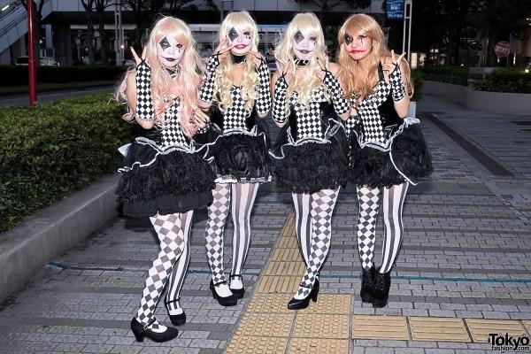 Vamps Halloween Costume Party in Tokyo (150)