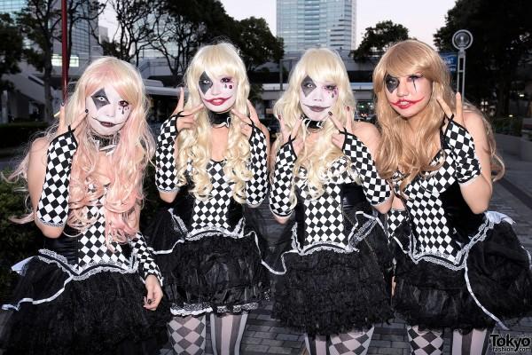 Vamps Halloween Costume Party in Tokyo (151)