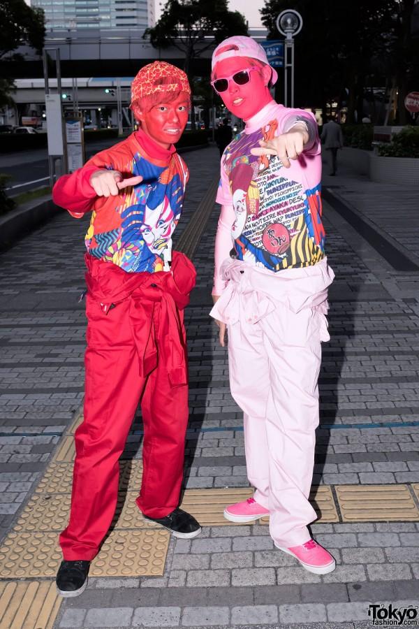 Vamps Halloween Costume Party in Tokyo (152)