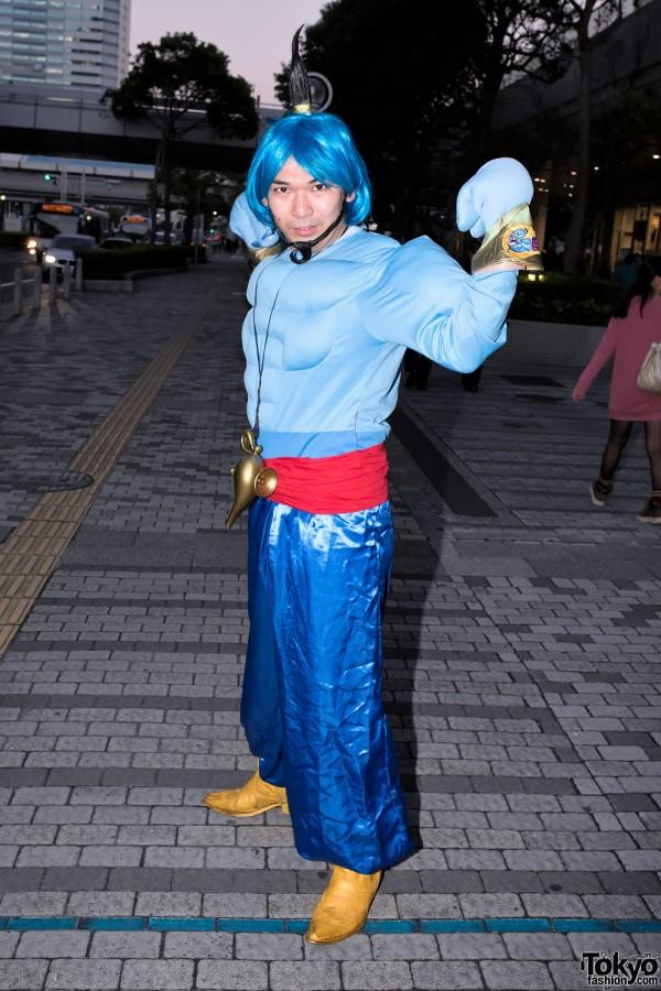 Vamps Halloween Costume Party in Tokyo (154)